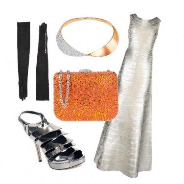 Outfit CMPS Festival di platino