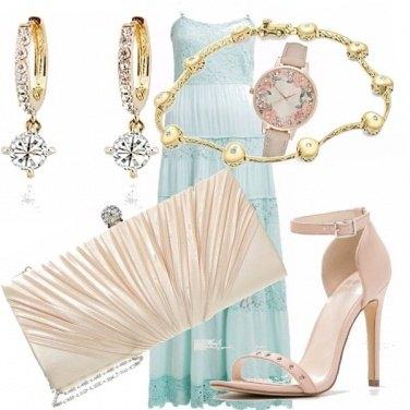 Outfit Romantico pastello