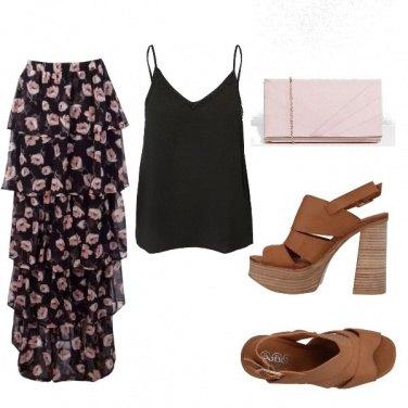 Outfit Serate di primavera