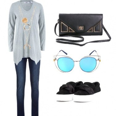 Outfit Pic nic con stile