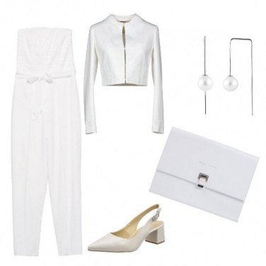 Outfit Style White