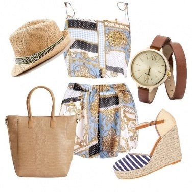 Outfit Mare chic #2