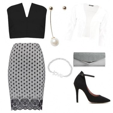 Outfit #BlackandWhite