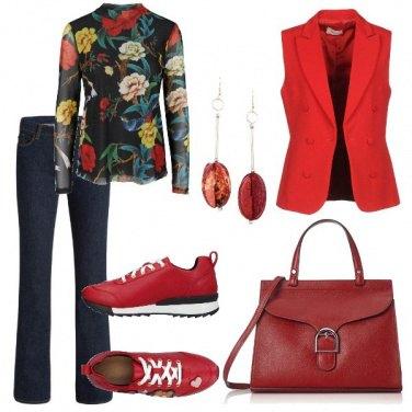 Outfit In uffiicio sportiva