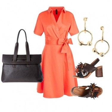 Outfit Confortevole femminile