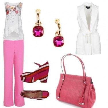 Outfit La zeppa fashion