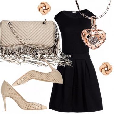 Outfit Nero versatile
