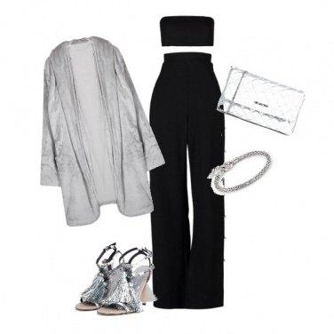 Outfit Black carpet