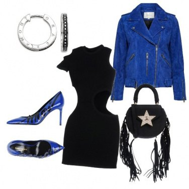 Outfit Bluette rock