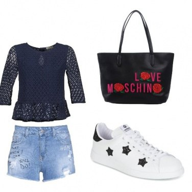 Outfit Moschino