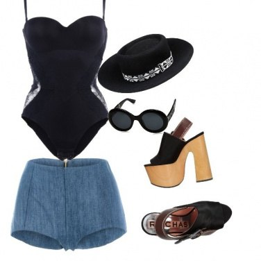 Outfit Sexy #1128