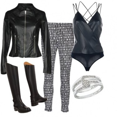 Outfit Rock #1280