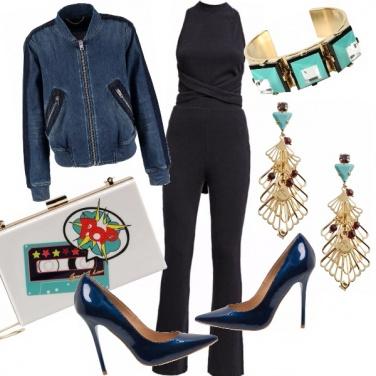 Outfit Clutch di tendenza