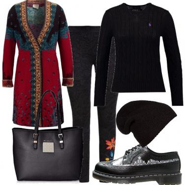 Outfit E poi arriva il freddo