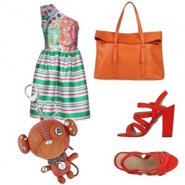 Outfit Etnico #1076