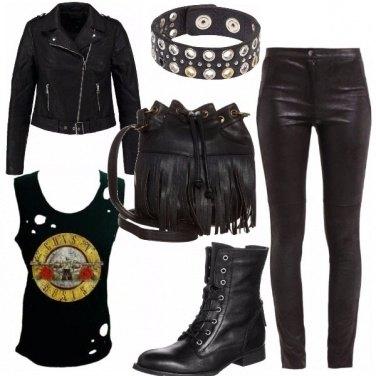 Outfit Guns\'n\'roses