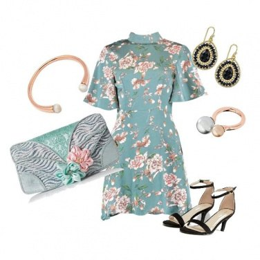 Outfit Note orientali