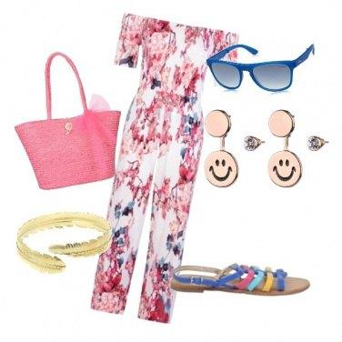 Outfit Capricci di colore