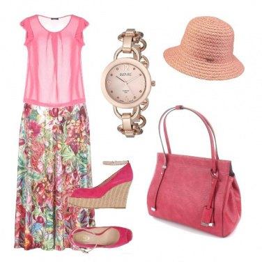 Outfit La gonna romantica