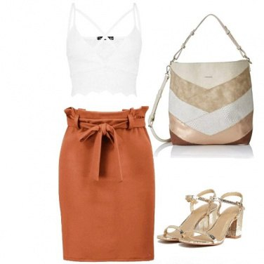 Outfit Trendy #8400