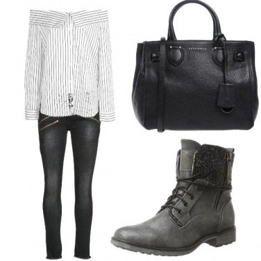 Outfit Trendy #8401