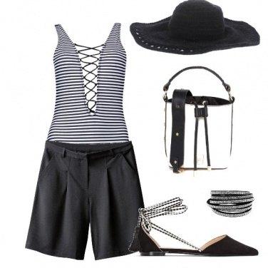 Outfit Aperitivo per due