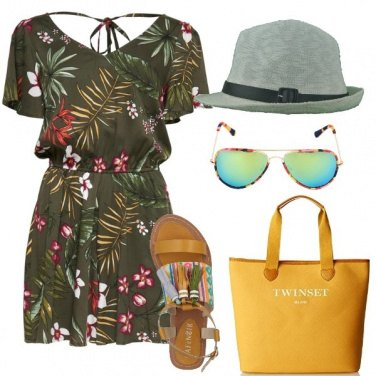 Outfit Etnico #1086