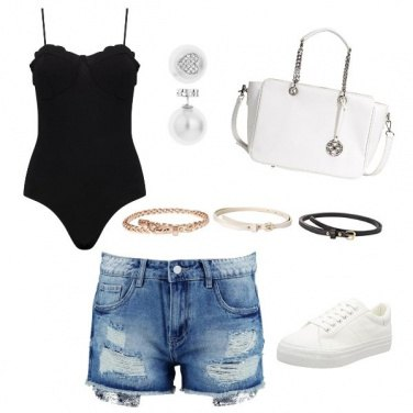 Outfit Basic #5768