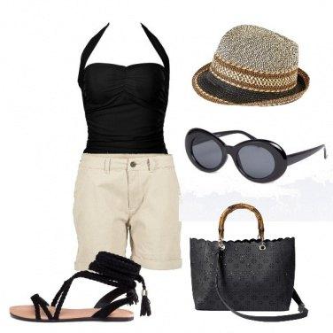 Outfit I love Capri