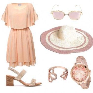 Outfit Look per una giornata calda