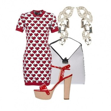 Outfit CMPS Spartoo simply red