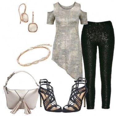 Outfit Per la tua serata scintillante