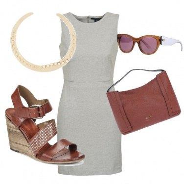Outfit Il tubino elegante