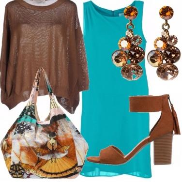 Outfit Una borsa particolare!