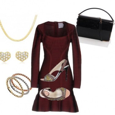 Outfit Sexy #1141
