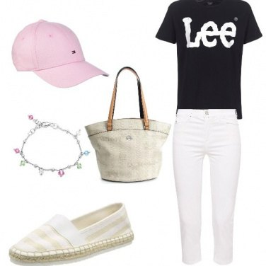 Outfit Look sportivo