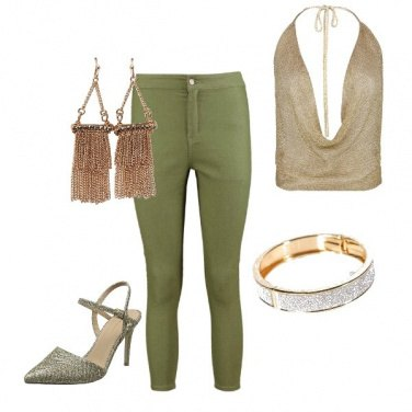 Outfit Gold or not?