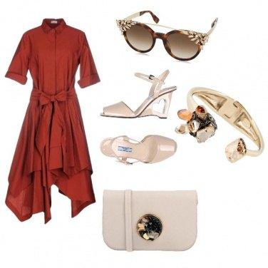 Outfit Eleganza e classe in semplicita\'