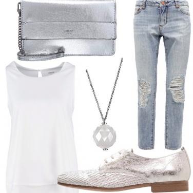 Outfit Estate d\'argento