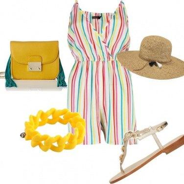 Outfit In vacanza tutta la vita