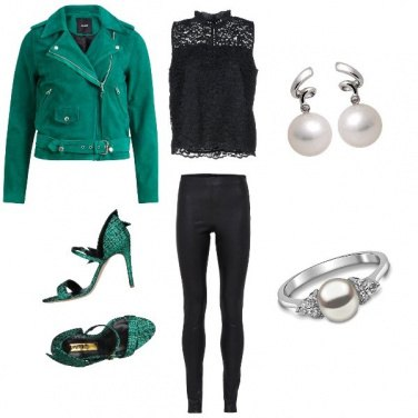 Outfit Biker shick##