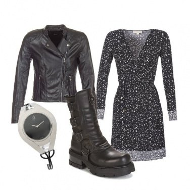 Outfit Urban rock