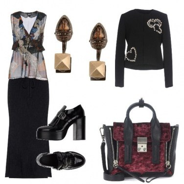 Outfit Il mocassino