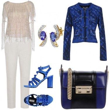 Outfit Sandalo gioiello