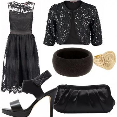 Outfit Look da sera
