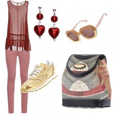Outfit Gelato in piazzetta