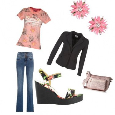 Outfit Urban #2700