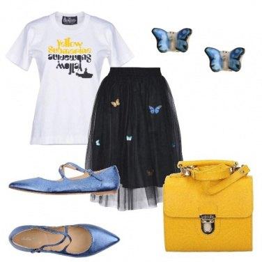 Outfit Farfalline
