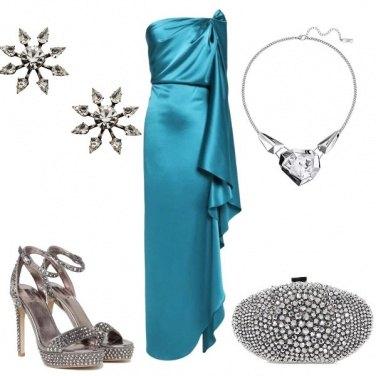 Outfit Come una star sul Red Carpet
