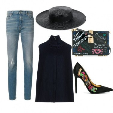 Outfit Trendy #8474
